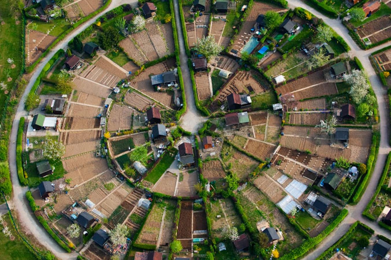Jardins potagers et mara chers for Jardin familiaux