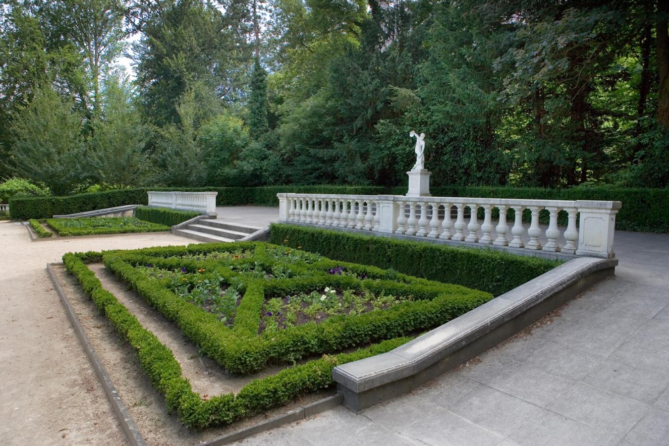 Jardins publics promenades et places plant es dans le haut rhin - Terrasse et jardin haut rhin mulhouse ...