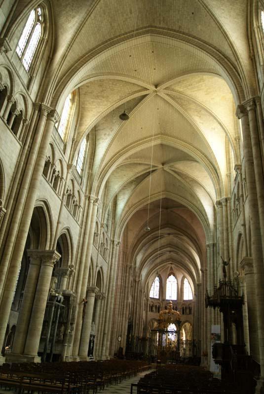 Caract ristiques g n rales de l 39 art gothique en alsace for Art gothique