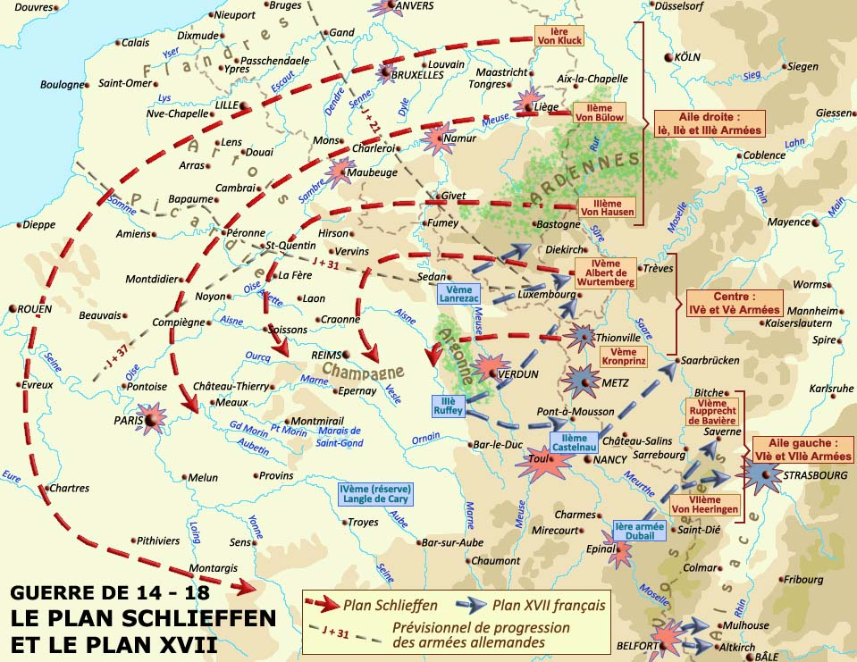 an analysis of the basic idea behind the schlieffen plan World war i (1914-1919), was an extremely bloody war fought mostly in europe, with huge losses of life and little ground lost or won  the schlieffen plan was created by alfred graf von schlieffen, who was the chief of the german general staff from 1891 to 1905  the carnage left behind by the end of world war i was staggering by the end.