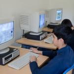 Espace informatique au foyer de l'internat du lycée Deck - Photo Alain Rueff