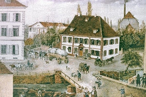 La r volution industrielle en alsace de 1800 1986 for Porte jeune mulhouse